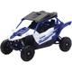 Blue Yamaha YXZ 1000R UTV 1:18 Scale Die Cast Model - 57813A