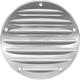 Chrome Deep Cut II Ness-Tech Derby Cover - 30-313