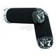 Black Old No.7 Foam Grips - 106-245