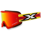 Red GOX Flat Out Goggles w/Red Mirror Lens - 067-10360