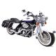 Chrome 2-into-1 Exhaust Header Set - 29-0044
