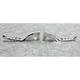 Chrome Drilled Hand Lever Set - 26-0804