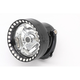 4 1/2 in. Black Machine Neo-Fusion Headlight - 11-002