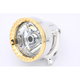 4 1/2 in. Polished Neo-Fusion Headlight w/Brass Ring  - 11-003