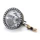 5 3/4 in. Machine Black Neo-Fusion Headlight - 11-200