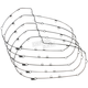 Primary Cover Gasket - C10145F5