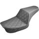 Lattice-Stitch Step-Up Seat - 804-04-172