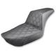 Lattice-Stitch Step-Up Seat - 896-04-172
