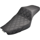 Lattice-Stitch Step-Up Seat - 807-03-172