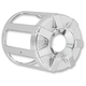 Chrome Beveled Oil Filter Cover - 03-489