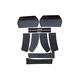 Saddlebag Inserts - LLI-90-93-HSC