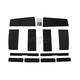 Saddlebag Inserts - LLI-00-09-FB-SM