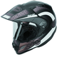 Frost Black/White/Sand Multi-Colored XD4 Mesh Helmet