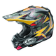 Black/Yellow/Red Multi-Colored VX-Pro 4 Tickle Trophy Girl Helmet