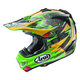 Green/Yellow/Black Multi-Colored VX-Pro 4 Tickle Trophy Girl Helmet