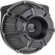 Black Inverted Series Beveled Air Cleaner - 18-919