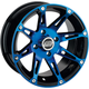 Front Blue 387X 12 x 7 Wheel - 0230-0863