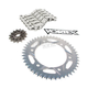 Steel 525RV3 WSS Chain and Sprocket Kit - CK4146