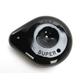 Gloss Black Teardrop Air Cleaner - 170-0304A