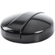 Black Monza Gas Cap - BC406-004-B