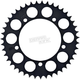 Textured Black Retro Style Rear Sprocket - BC705-001-43-B