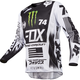 White/Black/Green 180 Monster/Pro Circuit SE Jersey