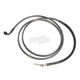 Black Pearl 90 Degree 10mm Hydraulic Clutch Line - 41682