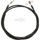 Black Pearl XR Stainless Hydraulic Clutch Line - SBC0104-72