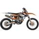 KTM FX EVO 13 Series Graphics Kit - 19-01510