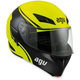 Yellow/Black Numo Evo ST Helmet