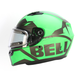 Matte Green/Titanium Qualifier Momentum Snow Helmet w/Electric Shield