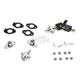 Leather Saddlebag Lock Kit - 3501-1179