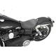 Black Renegade S3 Super Slammed Solo Seat - 804-04-002D