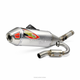 T-6 Stainless Exhaust System w/Spark Arrestor - 0121725G