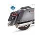 Chrome 4-1/2 in. Mk45 Slip-on Mufflers w/Chrome Machined Thruster End Caps - 550-0665