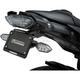 Black Fender Eliminator w/ LED Lights - 070BG131000