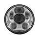 Chrome 5.75 in. V2 LED Headlight - HW195024
