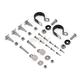 Lower Vented Fairing Hardware Kit - HW133001