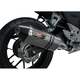 R-77 Race Series Exhaust Systems (Stainless/Stainless/Carbon Fiber) - 1256100520