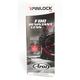 Light Smoke Pinlock Lens Insert for XD Series Helmets - 550156