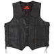 Heavyweight Leather Vest