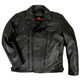 Leather Jacket w/Zip Vents