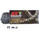 Black 520MVXZ2 Chain - 520MVXZ2-120/K