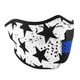 Thin Blue Line Half Mask  - WNFM171H