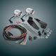 Chrome Mini LED Driving Lights - 52-857L