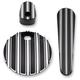Black 10-Gauge Dash Accessory Kit - 91-136