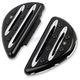 Black Deep Cut Passenger Floorboards - P-3008