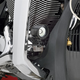 Black 2 3/8 in. Mini Forged Bar Halogen Light Kit - 30-109BK