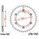 High Carbon 525 48 Tooth Steel Rear Sprocket - JTR1791.48