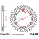Aluminum Rear Racing Sprocket - JTA822.45